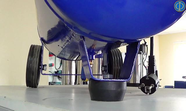 Поршневой компрессор Werk BM 24 фото 4