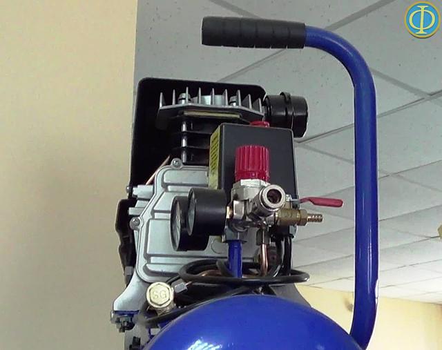 Поршневой компрессор Werk BM 24 фото 7