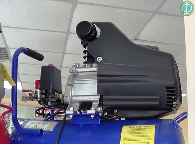 Поршневой компрессор Werk BM 24 фото 6