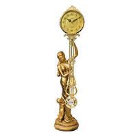 Часы напольные с маятником Jibo 111R-A