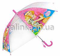 Зонт детский Барби с собачкой