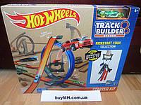 Переносной трек Хот Вилс Многовариативный Hot Wheels Workshop Track Builder Starter Kit игра без границ