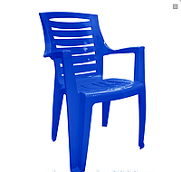 Стул пластиковый кресло Рекс