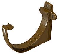 Кронштейн водосточного желоба Regenau D125 (коричневый)