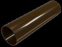 Труба водосточная Regenau D100 (коричневая)