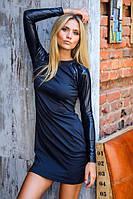 Новинка Модное Платье Vikki черное