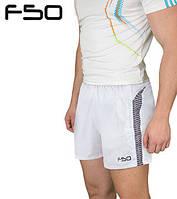 Шорты спортивные мужские белые