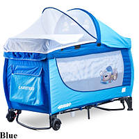 Детская кровать манеж Caretero Grande