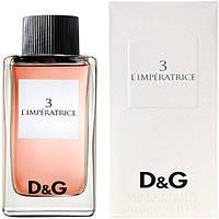 "Туалетная вода Dolce Gabbana ""Anthology №03 L'Imperatrice"""
