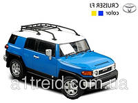 Машинка микро р/у 1:43 лиценз. Toyota FJ (синий)