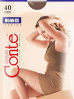 Женские колготки Conte Nuance 40 den