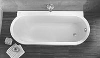 Ванна EGO 163x75 центральная Kolo Коло
