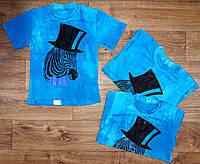 Детская оригинальная футболка для мальчиков, рост от 92 до 122 см