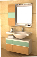 Комплект мебели для ванной CRW Великобритания