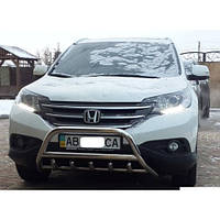 Кенгурятник WT3-model Honda CR-V 2012+