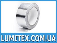 Алюминиевый скотч: длина - 50 метров | 48 мм - ширина
