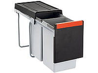 Ведро мусорное Franke Cube 30 (2x15л) 134.0039.553
