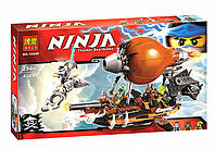 Конструктор Ninja « Дирижабль- штурмовик » (Bela)