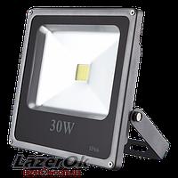 Светодиодный прожектор LedEX 30W ECO (2400lm, 6500К) - slim