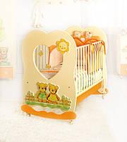 Кроватка Baby Expert LETTINO CUORE