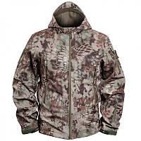 Куртка Soft Shell  Кryptek
