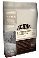 Корм для собак с лишним весом Acana Adult Light and Fit