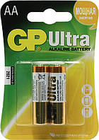 "Батарейка GP ""Ultra Plus"" AA/LR6"