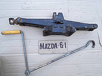 Домкрат механический в сборе для Mazda 6, 2004 г.в. GA5R37790B