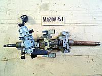 Колонка рулевая с замком зажигания для Mazda 6, АКПП, 2.0i, 2004 г.в. GJ9E32100A, GKYE7629XB