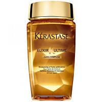 Elixir Ultime Sublime Cleansing Oil Shampoo Керастас Эликсир Ультим - Очищающий шампунь на масляной основе для толстых, сухих волос 3500