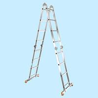 Универсальная лестница-трансформер Krause Multi Matic 4x4  (4.7 м)
