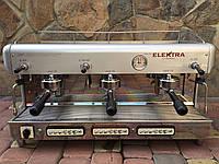 Кофемашина  Elektra Extramaxi (3группы)