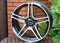 Литые диски R20 5x112 на авто Mercedes C E GL ML S AMG CL CLA CLS GLE GLK SL SLS V Viano Vito Титановые