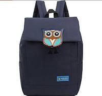 Рюкзак сова с карманом для гаджетов.