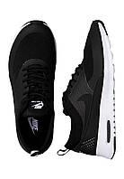 Женские кроссовки Nike Air Max Thea черные