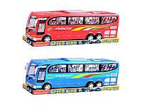 Игрушка инерционная автобус 8899-7 (2 цвета)