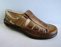 Летние туфли -сандалии р 40-45