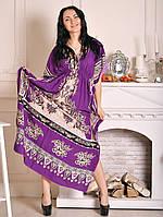 Легкое женское платье для дома 097