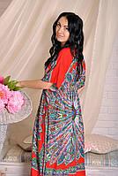 Легкий женский халатик для дома