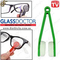 """Щетка для чистки очков - """"Glass Doctor"""""""