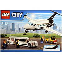 LEGO City VIP-сервис в аэропорту 60102