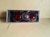 Задние фонари на ВАЗ 2109 №0013-2 с защитной тонированной пленкой.