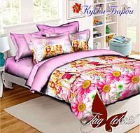 TAG Комплект постельного белья Барби полуторный детский