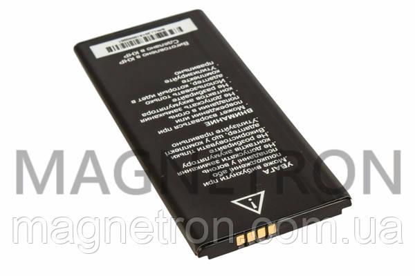 """Аккумуляторная батарея Li-Polymer 1400mAh для мобильных телефонов Bravis 4.5"""" HIT, фото 2"""