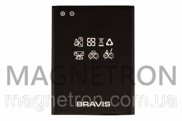 Аккумуляторная батарея Li-Polymer 1700mAh для мобильных телефонов Bravis NEXT, фото 2