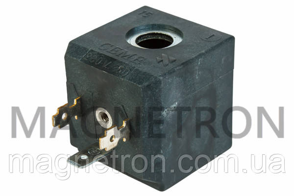 Клапан электромагнитный для парогенераторов Rowenta CS-00098530, фото 2