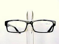 Очки диоптрийные (от +0.5 до + 4.5), оправа пластиковая, Onelook