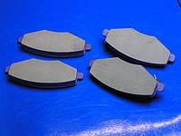 Колодки тормозные, передние Bremsweg, ceramic(long life) Chery Amulet  A15 (Чери Амулет), A15-6GN3501080BL