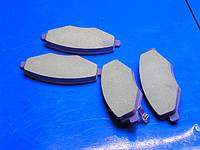 Колодки тормозные, передние Bremsweg, ceramic(city) Chery Amulet  A15 (Чери Амулет), A15-6GN3501080BR