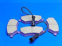 Колодки тормозные, передние Chery Tiggo T11 (Чери Тиго), T11-6GN3501080BA (T11-6GN3501080BA )